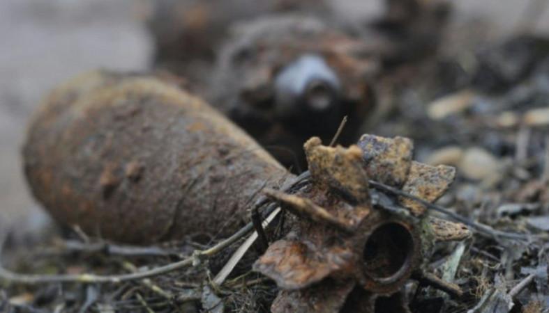 Боеприпасы времен войны нашли рядом с поселками в Карелии