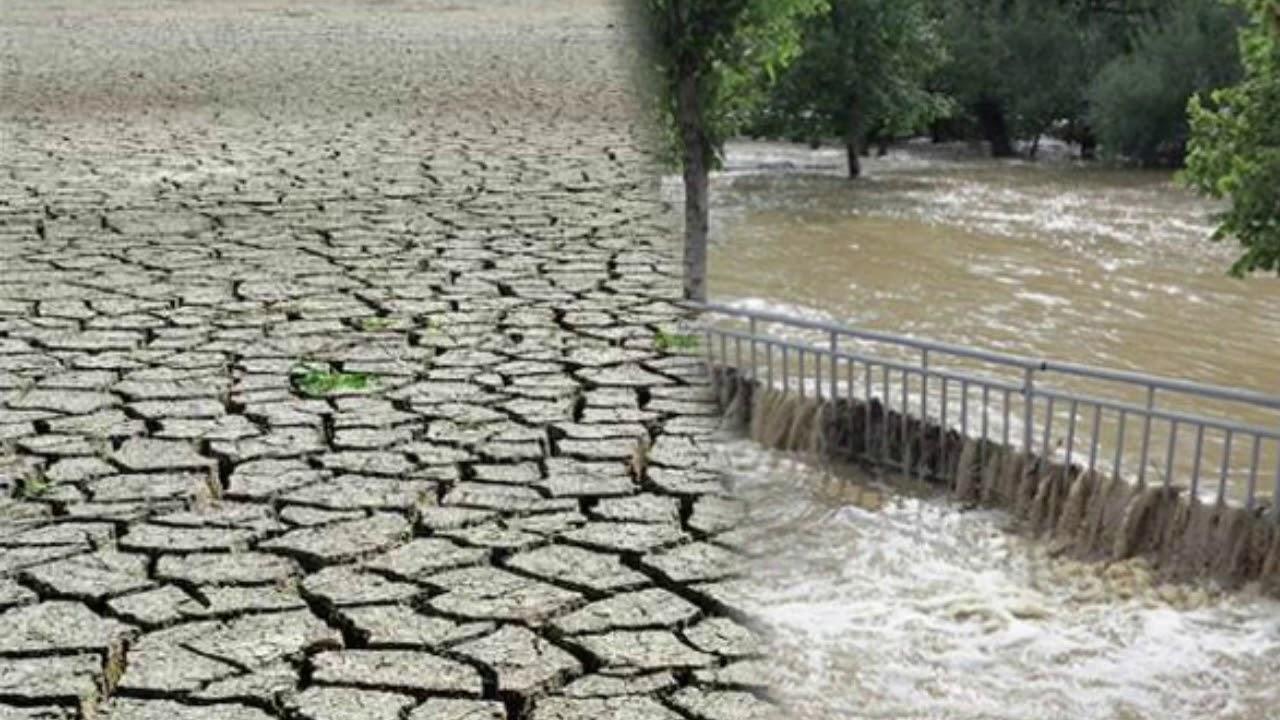 Видео: наводнения в Африке и трещины по всей планете — как природа мстит людям