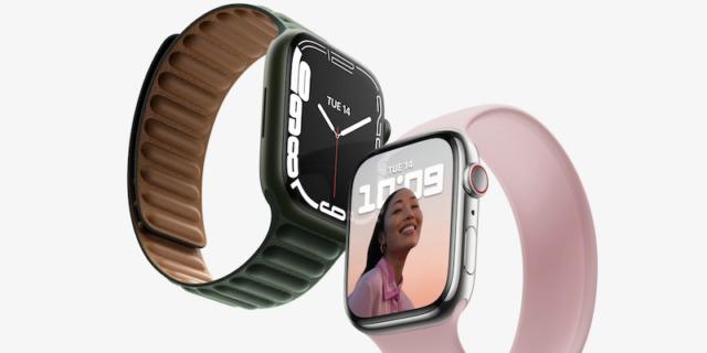 Вышли Apple Watch 7. Лучшие умные часы прокачали по всем параметрам