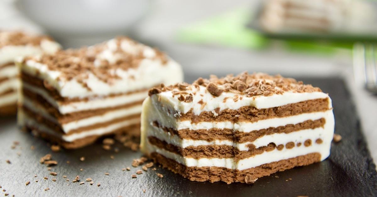 Торт без выпечки | Вкусный десерет | Делаю просто